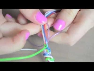 Pulseras de hilos de colores | RAQUECHUNIS