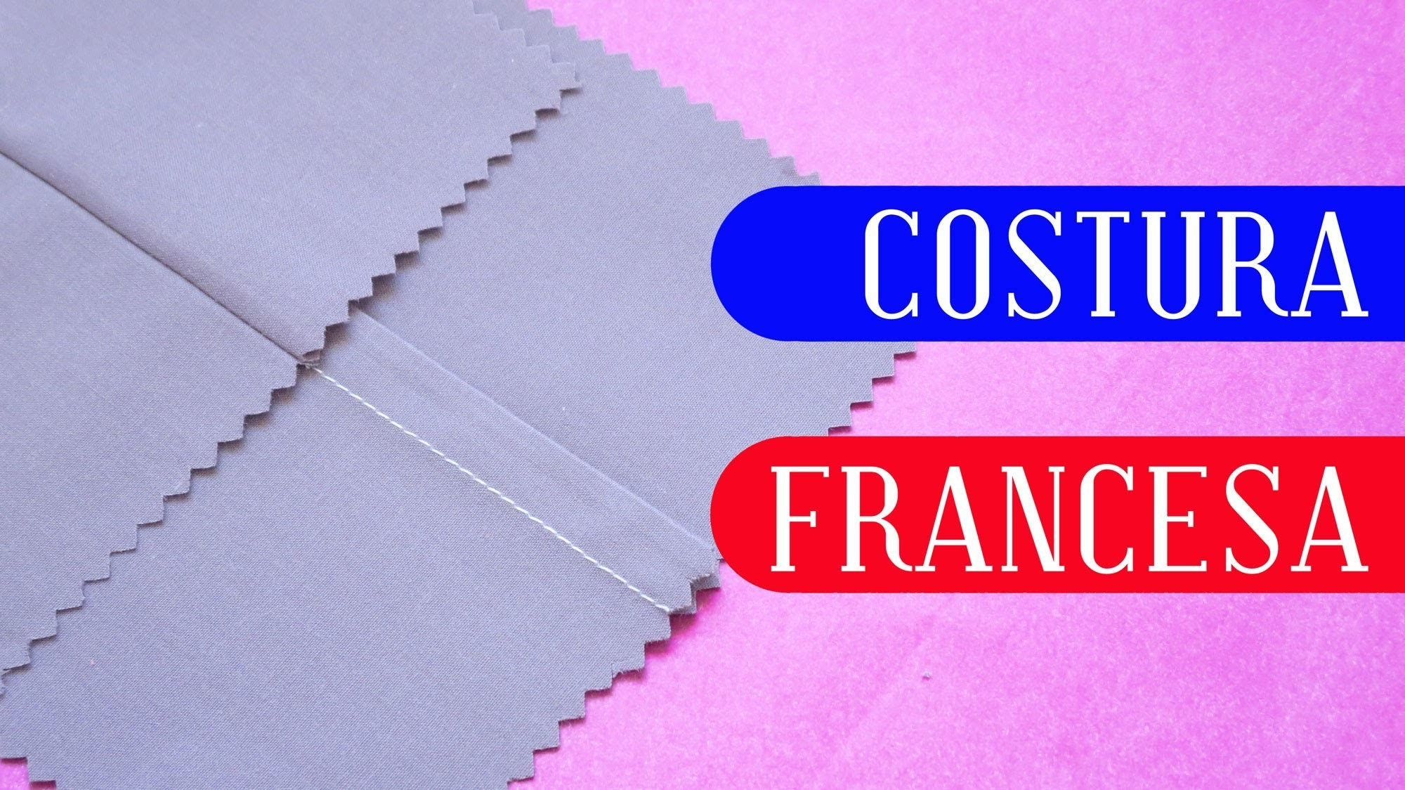 Tutorial: Costura francesa