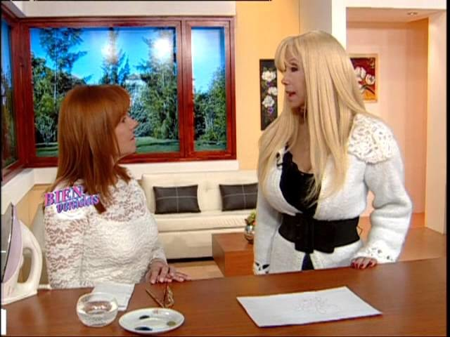 93 - Bienvenidas TV - Programa del 31 de Julio de 2012