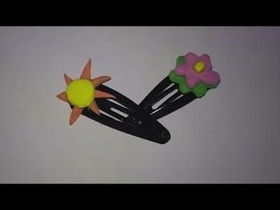 Cómo decorar horquillas | facilisimo.com
