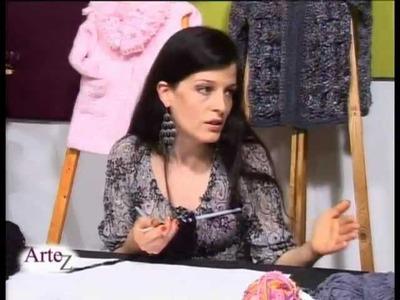 Hilados LHO en ARTEZ TV. El arte del tejido en degradé