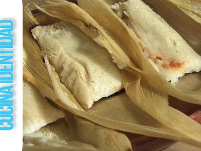 Recetas de Tamales: ¿Cómo hacer Tamales Veracruzanos ? Yuri de Gortari