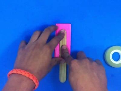 Abanicos de papel - Papiroflexia fácil