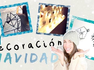 DIY: Decoración Navidad FÁCIL