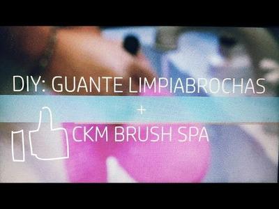 DIY: Guante Limpiabrochas + MINI SORTEO! | ChiniMakeup Argentina