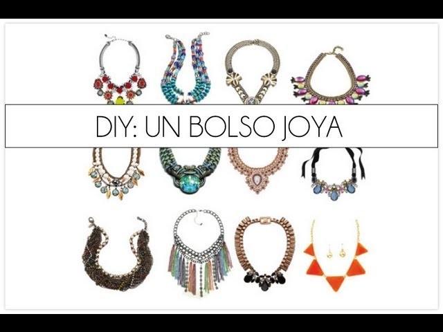 DIY Un bolso Joya