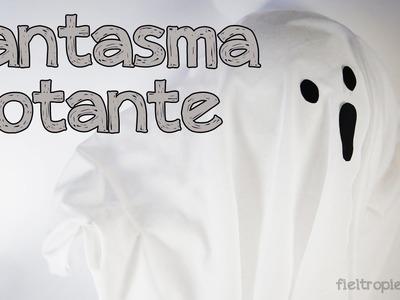 Especial Halloween: Cómo hacer un fantasma flotante