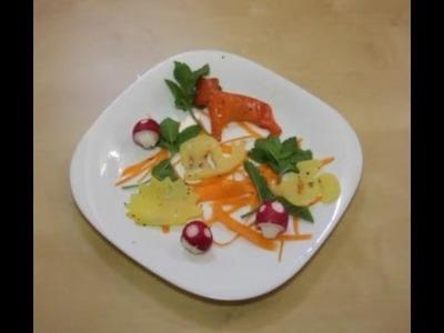 Cómo hacer un zoo de verduras | facilisimo.com