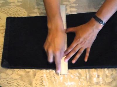 Como hacer una bastilla a maquina PASO a PASO