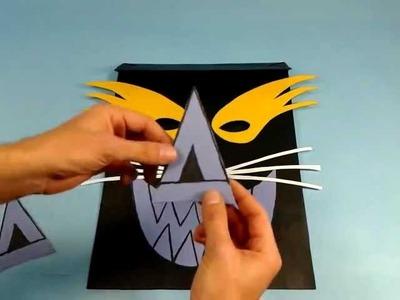 Diseña tu máscara de fantasía