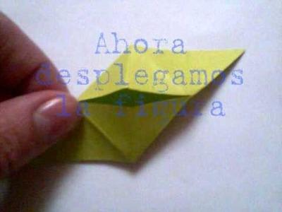 Esfera de estrellas en Origami