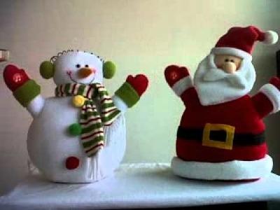 Muñecos de Navidad.3GP