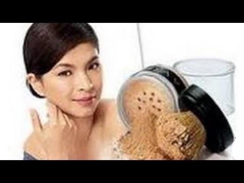 Prepara tus polvos minerales para maquillaje. DIY Mineral Makeup. EcoDaisy