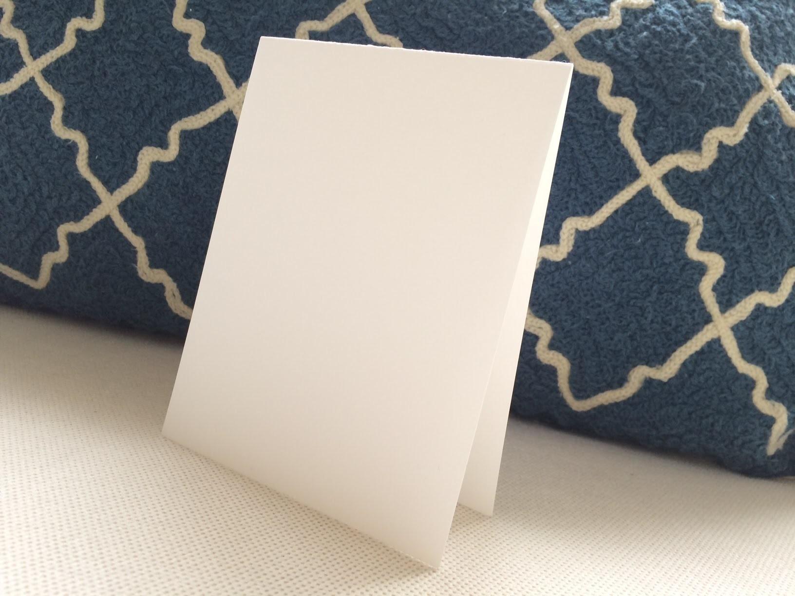 Principiantes Bases de tarjetas. Beginners Card Base