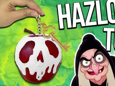 REGALA MANZANAS ENVENENADAS - Halloween DIY