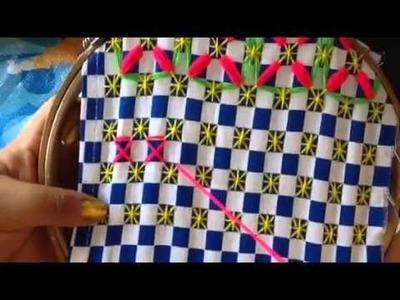 - 11 bordado español con cony