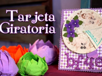 ¡Tarjeta Giratoria! - Episodio 1 de Crafting Studio para San Valentín