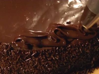 Como Hacer Tarta de Chocolate Paso a Paso - Muerte por chocolate