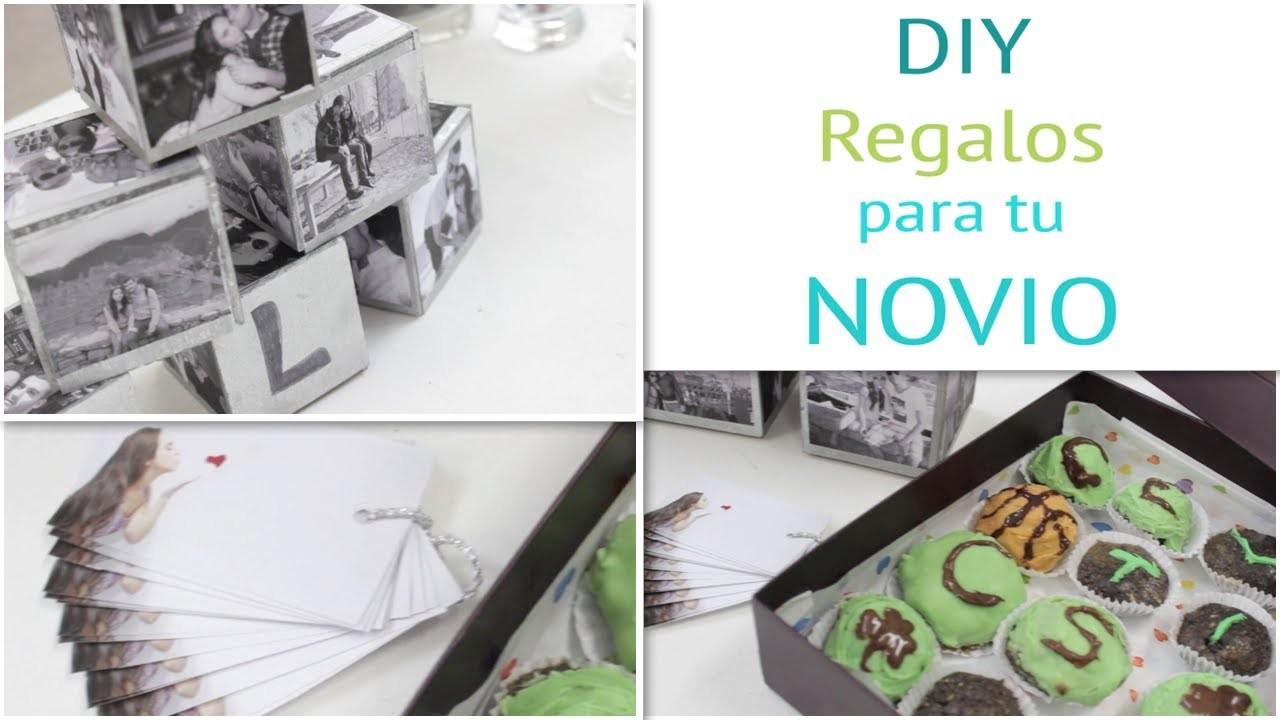 DIY - Regalos para tu NOVIO