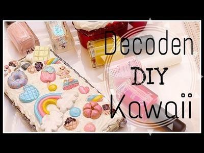 Funda celular Kawaii DIY paso a paso⎮lunae4105 ❤︎