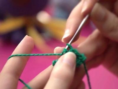 Ganchillo. Cómo hacer unas cerezas de ganchillo