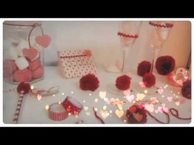 Manualidades fáciles para San Valentín (muestra)