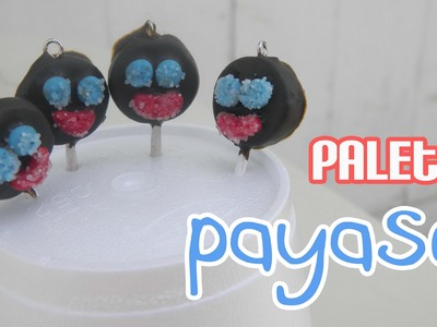 Paleta Payaso (Tutorial.Arcilla Polimerica)