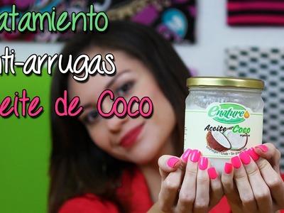 Tratamiento Antiarrugas Casero - con Aceite de Coco - Cuidados de la Piel