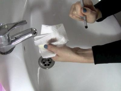 Cómo limpiar las brochas de maquillaje (2 de 2)