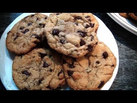 Cookies con Trocitos de Chocolate (Tipo Chips Ahoy)