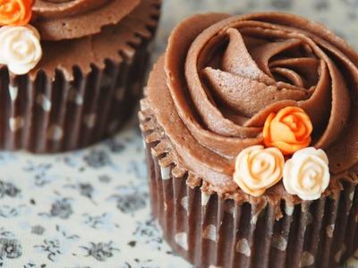 Cupcakes de baileys
