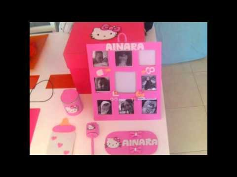 Manualidades de baby shower con tutoriales