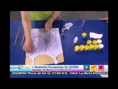 BordaliquidoTV #6 - Aprende la técnica de aerografía casera