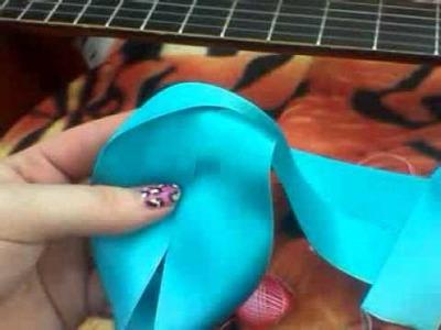 Como bordar cinta | Previa