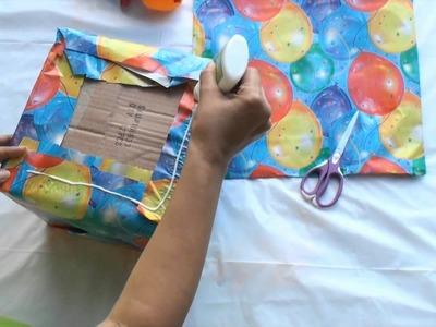 Como hacer una piñata - Coleccion DraBadia.com