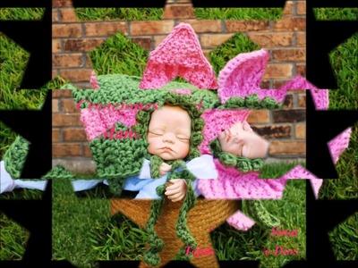 Cosas para niñas Al crochet