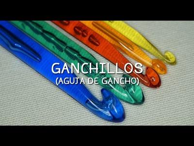HABLEMOS DE.  GANCHILLOS (AGUJA DE GANCHO) (BLOG) | Patrones Valhalla