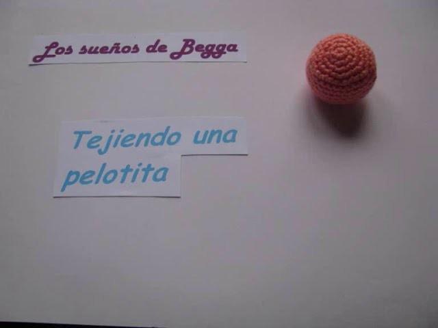 Aprende a tejer una pelota amigurumi: Primera parte