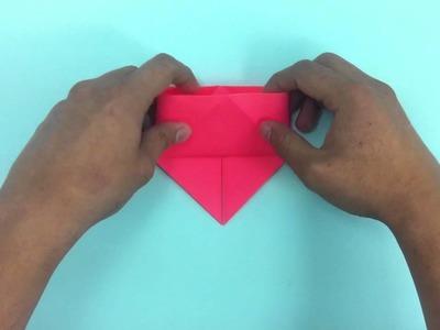 Caja para dulces - Ideas fáciles para niños