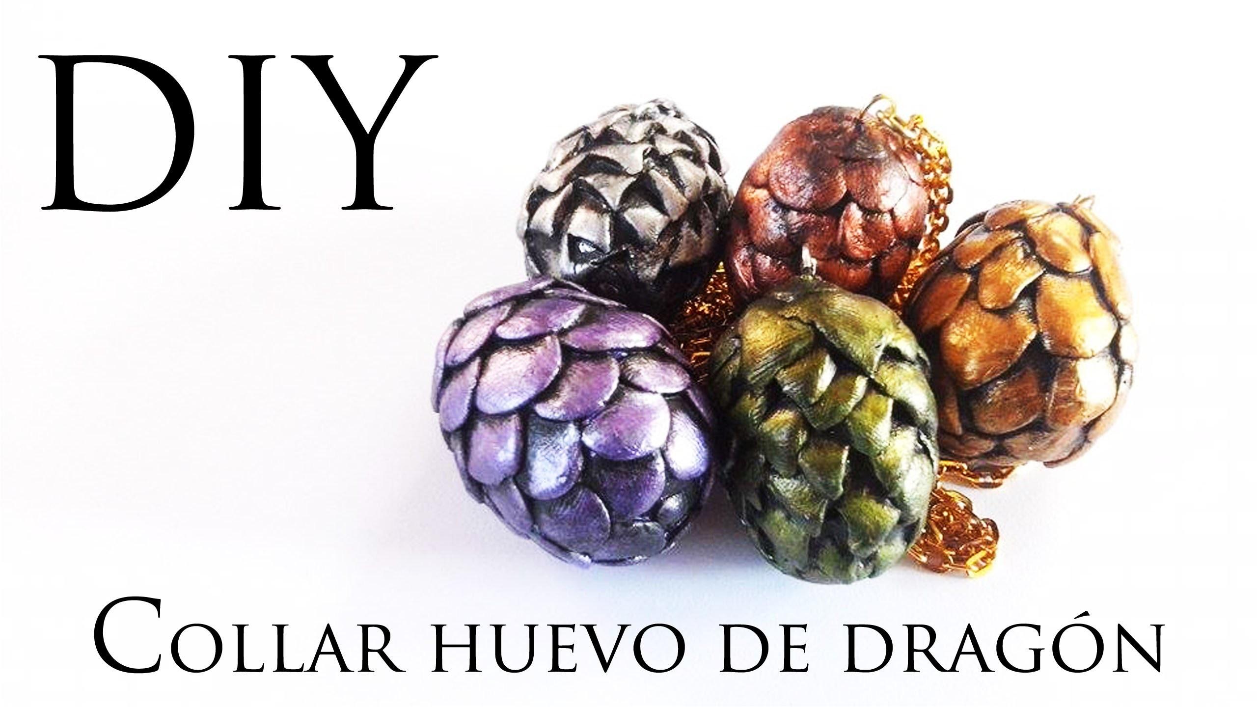 HALLOWEEN DIY ♥ Huevos de dragón ♥
