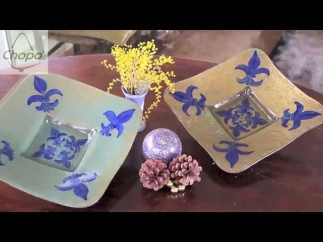 Nueva vida a tus objetos de cristal: magic metallic