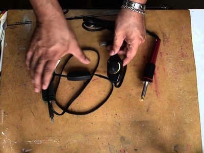 Pirograbado en Madera Materiales Herramientas y Tipos de madera