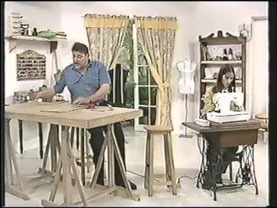 Puntos y Puntadas 341. Cómo Coser el Cierre al Pantalón en Forma Industrial. Hermenegildo.