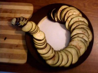Cómo hacer Ratatouille - Estética