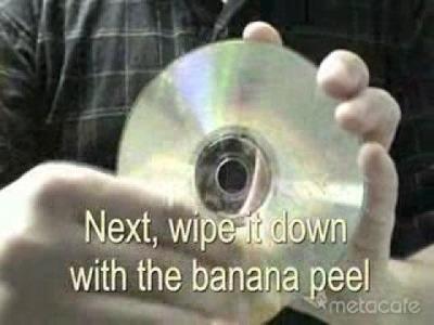 Como reparar un CD rayado