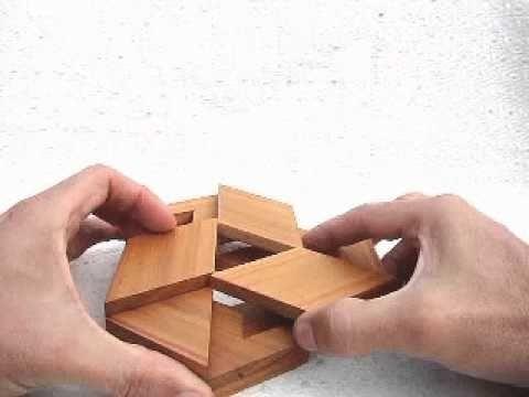Juegos de ingenio - 3 escaleras