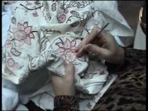 Mestra Brodadora Miquela Ballester-1ª part
