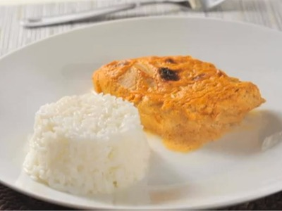 Pechugas de pollo en crema de chipotle - Chipotle Cream Chicken