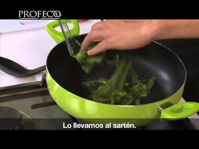 """""""Platillo Sabio Profeco"""": Corundas de pollo. 2 [Revista del Consumidor TV 8.2]"""