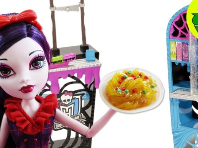 Cómo hacer espaguetis  realista para muñecas - Manualidades para muñecas